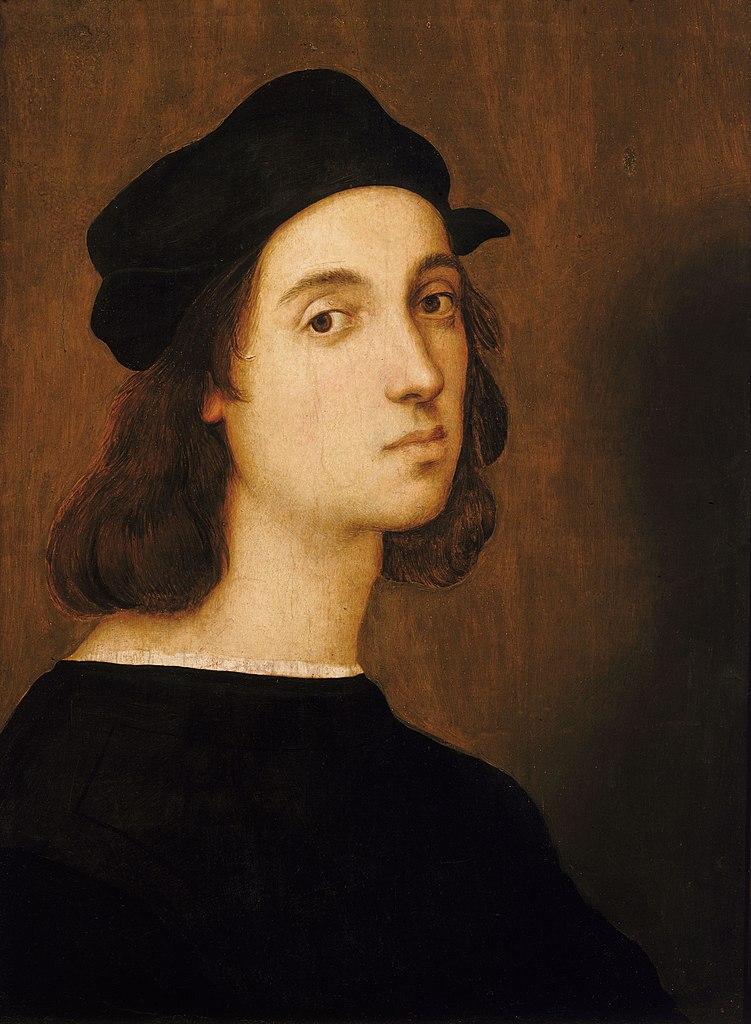 renesanční malíř Rafael Santi